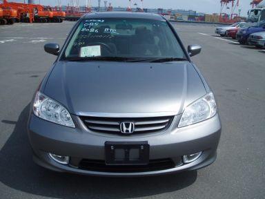 Honda Civic Ferio 2004 отзыв автора | Дата публикации 11.10.2007.