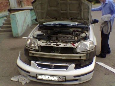 Honda Civic Ferio, 1998