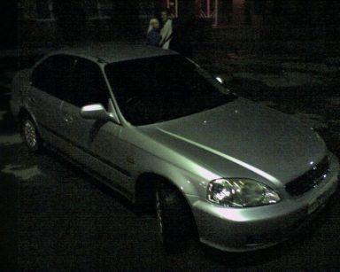 Honda Civic Ferio, 1998