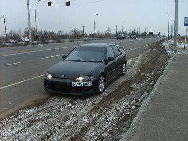 Honda Civic Ferio 1992 отзыв автора | Дата публикации 05.02.2008.