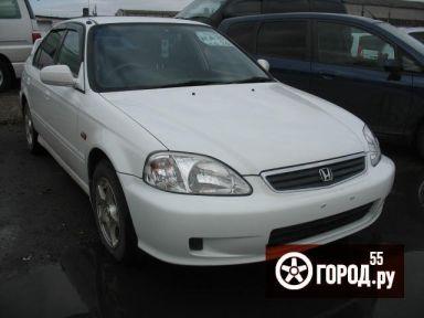 Honda Civic Ferio 2000 отзыв автора   Дата публикации 03.06.2008.