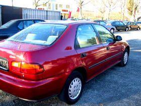 Honda Civic Ferio 1992 отзыв автора | Дата публикации 21.02.2003.