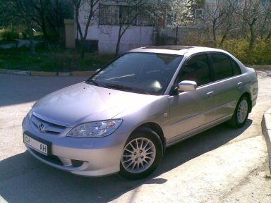 Honda Civic Ferio 2004 отзыв автора | Дата публикации 23.04.2009.