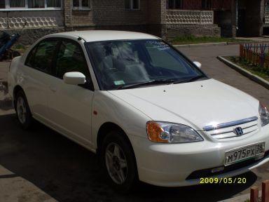 Honda Civic Ferio, 2002