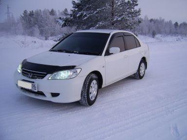 Honda Civic Ferio 2004 отзыв автора | Дата публикации 03.01.2010.