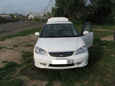 Honda Civic Ferio 2003 отзыв автора | Дата публикации 10.01.2010.