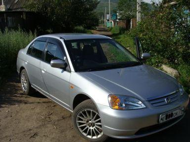 Honda Civic Ferio 2003 отзыв автора | Дата публикации 16.03.2010.