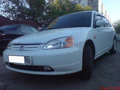 Honda Civic Ferio 2003 отзыв автора | Дата публикации 13.07.2010.
