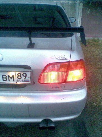 Honda Civic Ferio 1999 отзыв автора   Дата публикации 31.07.2010.