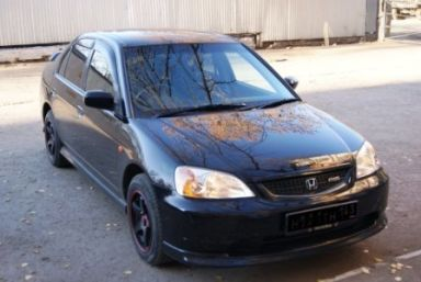Honda Civic Ferio, 2001