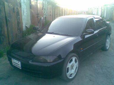 Honda Civic Ferio, 1993