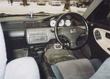 Honda Civic Ferio 1992 отзыв автора | Дата публикации 24.12.2003.