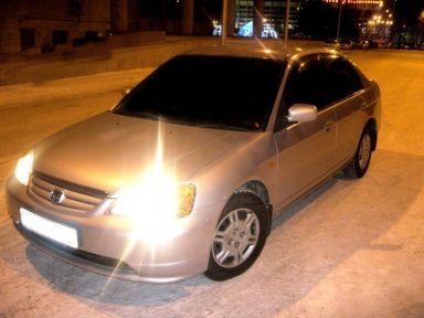Honda Civic Ferio 2001 отзыв автора | Дата публикации 30.05.2011.