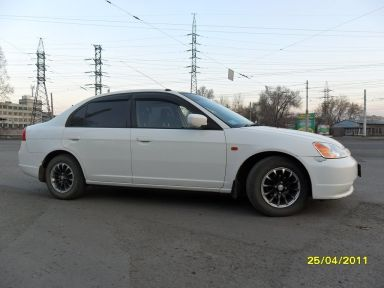Honda Civic Ferio 2001 отзыв автора | Дата публикации 21.11.2011.