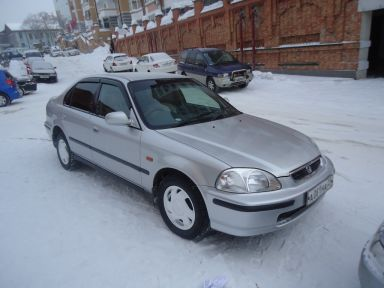Honda Civic Ferio 1998 отзыв автора | Дата публикации 09.01.2012.
