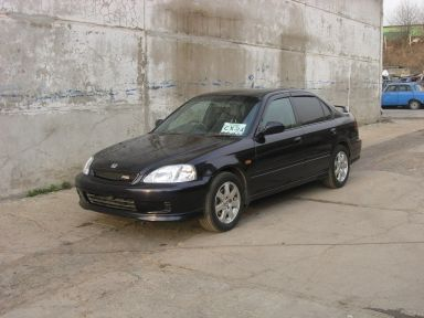 Honda Civic Ferio, 1999