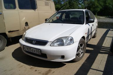 Honda Civic Ferio, 2000