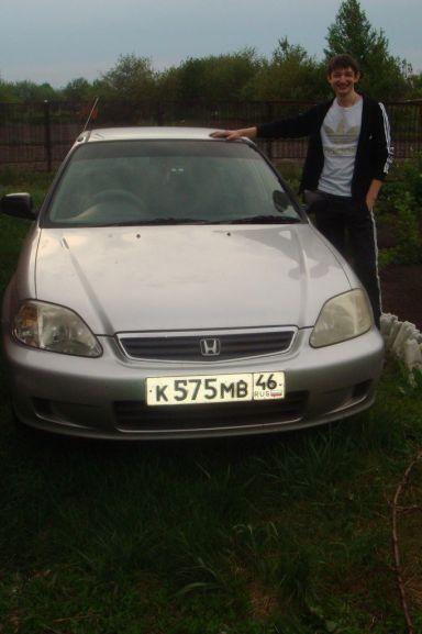 Honda Civic Ferio, 1999