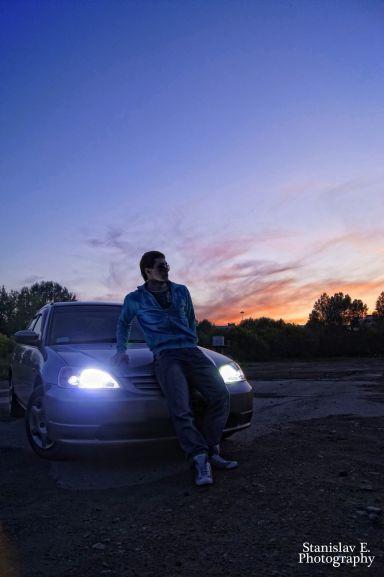 Honda Civic Ferio 2001 отзыв автора | Дата публикации 27.07.2012.