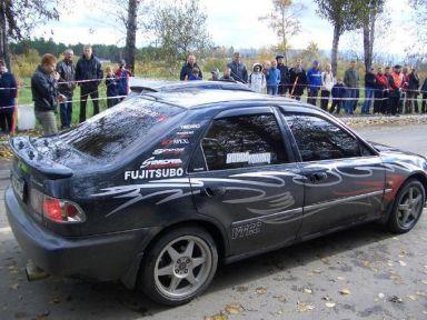 Honda Civic Ferio 1992 отзыв автора | Дата публикации 23.10.2004.