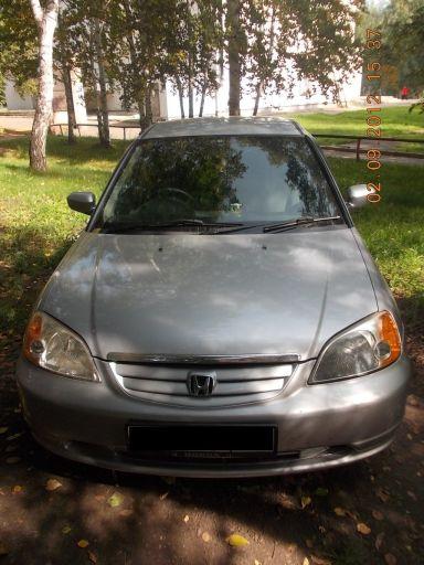 Honda Civic Ferio 2001 отзыв автора | Дата публикации 12.09.2012.