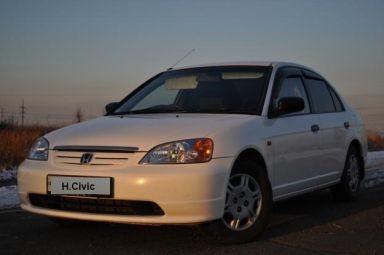 Honda Civic Ferio, 2002