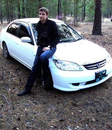 Honda Civic Ferio, 2006