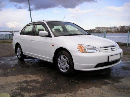 Honda Civic Ferio 2001 - отзыв владельца