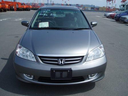 Honda Civic Ferio 2004 - отзыв владельца