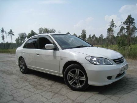 Honda Civic Ferio 2005 - отзыв владельца