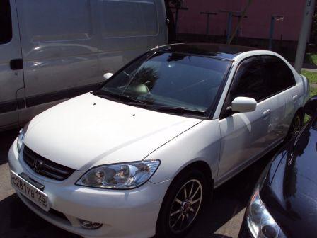 Honda Civic Ferio  - отзыв владельца