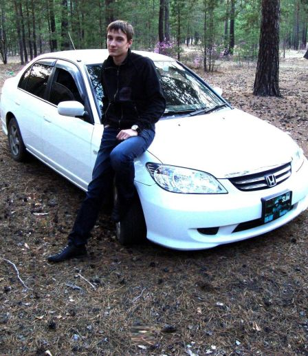 Honda Civic Ferio 2006 - отзыв владельца