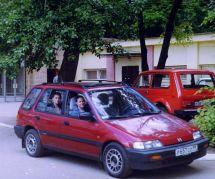Honda Civic Shuttle, 1989