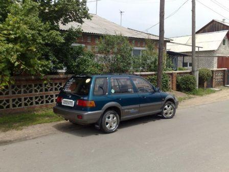 Honda Civic Shuttle 1994 - отзыв владельца