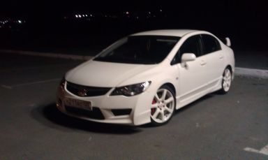 Honda Civic Type R, 2008