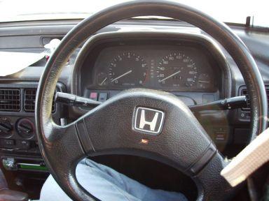 Honda Concerto, 1991