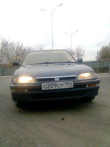 Honda Concerto, 1990