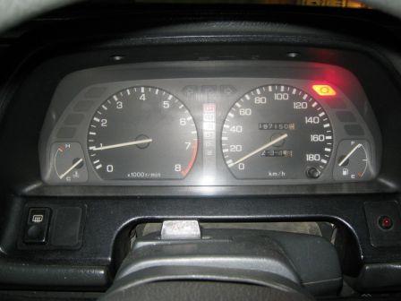Honda Concerto 1990 - отзыв владельца