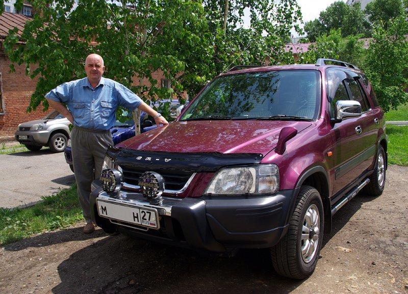 Продажа кузова хонда срв рд1 в хабаровске