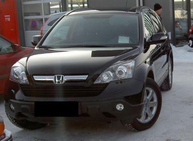 Honda CR-V 2007 отзыв автора | Дата публикации 28.03.2007.