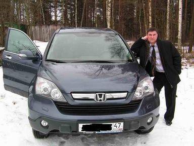 Honda CR-V, 2008