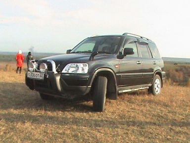 Honda CR-V 1998 отзыв автора | Дата публикации 14.04.2008.