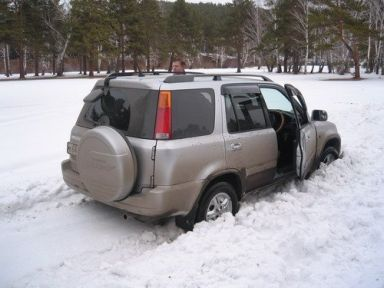 Honda CR-V, 2000