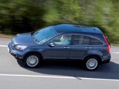 Honda CR-V 2007 отзыв автора | Дата публикации 13.06.2008.