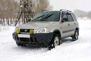 Honda CR-V, 1996