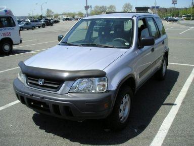 Honda CR-V 2001 отзыв автора | Дата публикации 31.07.2008.