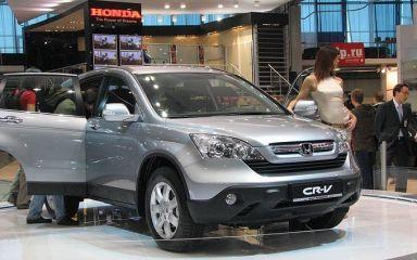 Honda CR-V 2007 отзыв автора | Дата публикации 17.10.2009.