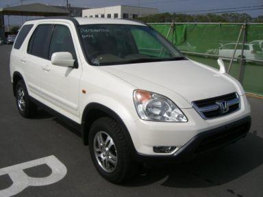 Honda CR-V 2001 отзыв автора | Дата публикации 06.11.2009.