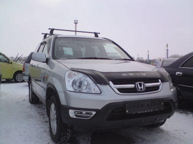 Honda CR-V 2002 отзыв автора | Дата публикации 21.11.2009.