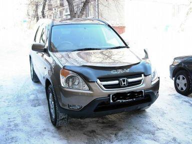 Honda CR-V 2001 отзыв автора | Дата публикации 16.04.2010.